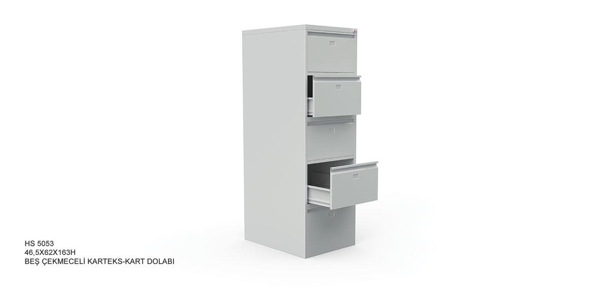 Steel Cardboard Cabinets